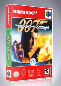 N64 - 007: The World Is Not Enough