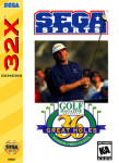 Sega 32X - Golf Magazine Presents 36 Great Holes Starring Fred Couples (front)