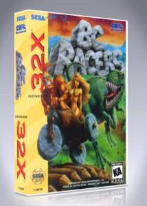 Sega 32X - BC Racers