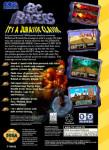Sega 32X - BC Racers (back)