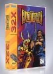 Sega 32X - Black Thorne