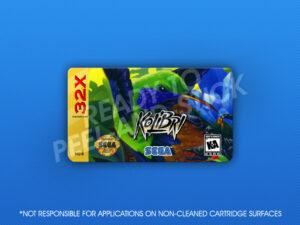 Sega 32X - Kolibri