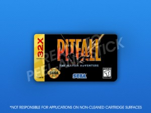 Sega 32X - Pitfall: The Mayan Adventure