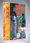 Sega 32X - RBI Baseball '95