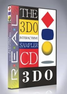 3DO - 3DO Interactive Sampler CD #1