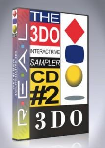 3DO - 3DO Interactive Sampler CD #2