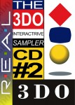 3DO - 3DO Interactive Sampler CD #2 (front)