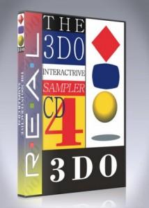 3DO - 3DO Interactive Sampler CD #4