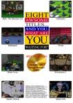 3DO - 3DO Interactive Sampler CD #4 (back)