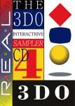 3DO - 3DO Interactive Sampler CD #4 (front)