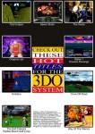 3DO - 3DO Interactive Sampler CD #1 (back)