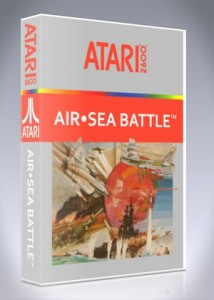 Atari 2600 - Air Sea Battle