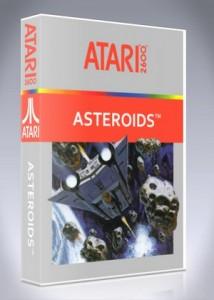 Atari 2600 - Asteroids