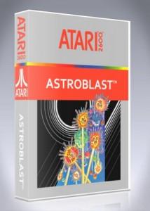 Atari 2600 - Astroblast