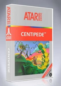 Atari 2600 - Centipede