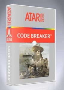 Atari 2600 - Code Breaker