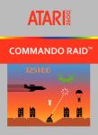 Atari 2600 - Commando Raid (front)