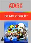 Atari 2600 - Deadly Duck (front)