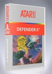 Atari 2600 - Defender II
