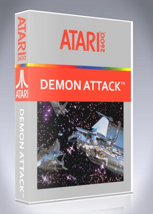 Atari 2600 - Demon Attack