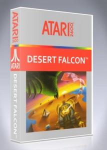 Atari 2600 - Desert Falcon