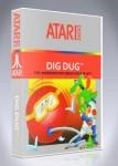 Atari 2600 - Dig Dug