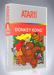 Atari 2600 - Donkey Kong