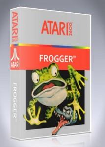 Atari 2600 - Frogger