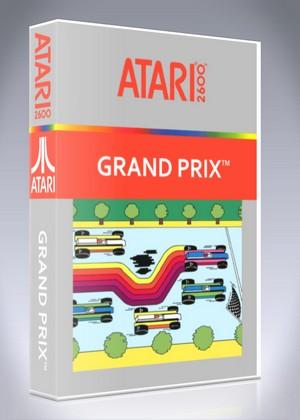 Atari 2600 - Grand Prix