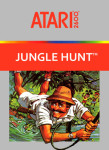 Atari 2600 - Jungle Hunt (front)