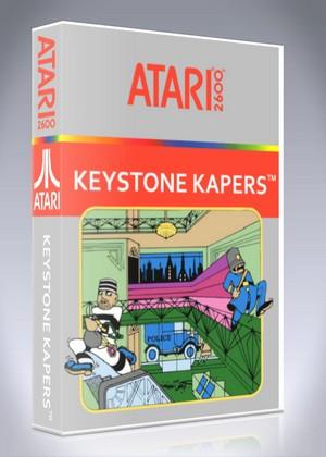 Atari 2600 - Keystone Kapers
