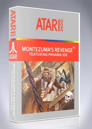 Atari 2600 - Montezuma's Revenge