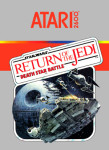 Atari 2600 - Star Wars: Return of the Jedi Death Star Battle (front)