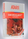 Atari 2600 - Swordquest Earthworld