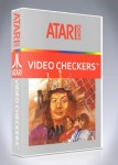 Atari 2600 - Video Checkers