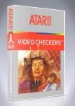 Atari 2600 - Video Checkers