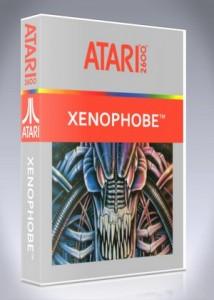 Atari 2600 - Xenophobe