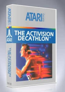 Atari 5200 - Activision Decathlon