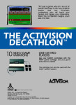 Atari 5200 - Activision Decathlon (back)