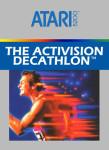 Atari 5200 - Activision Decathlon (front)