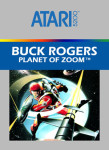 Atari 5200 - Buck Rogers Planet of Zoom (front)