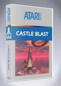 Atari 5200 - Castle Blast
