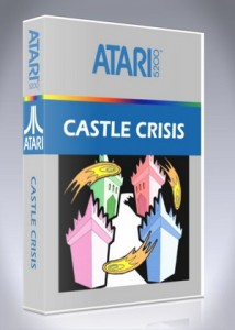 Atari 5200 - Castle Crisis
