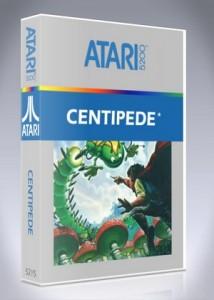 Atari 5200 -  Centipede