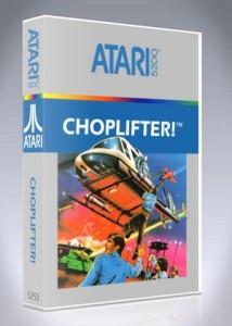 Atari 5200 - Choplifter!