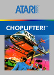 Atari 5200 - Choplifter! (front)