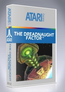 Atari 5200 - Dreadnaught Factor