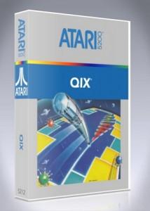 Atari 5200 - Qix