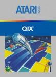 Atari 5200 - Qix (front)