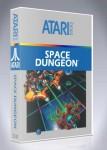 Atari 5200 - Space Dungeon